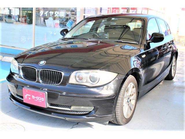 BMW 116i ワンオーナー 禁煙車 バックカメラ