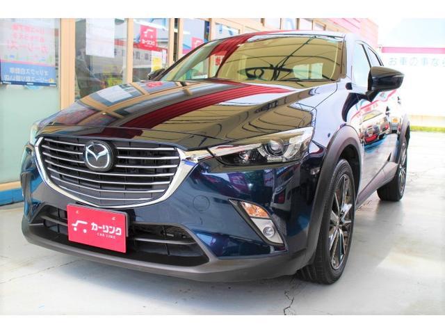 マツダ CX-3 XDツーリング ワンオーナー 禁煙車 BOSE LEDフォグ