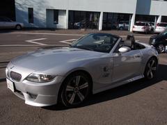 BMW Z4ロードスター3.0si 左ハンドル 黒レザー 社外ナビ