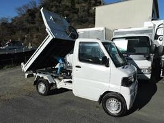 ミニキャブトラックPTOダンプ4WD