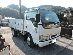 エルフトラック2t全低床4ナンバ−