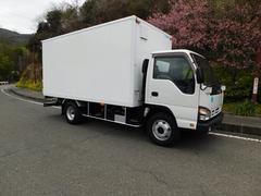 エルフトラック4tワイドロングアルミバンサイドドア付ターボ車