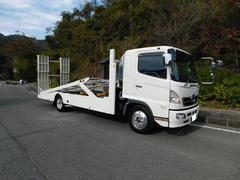 ヒノレンジャー2台積み積載車270PSタ−ボ ラジコン 自社使用車輌