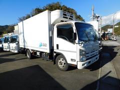 エンドレス  エルフトラック 3t冷蔵冷凍車ハイブリット