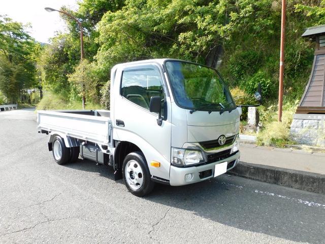 ダイナトラック(トヨタ) 1.5t全低床10尺平ボディー車両総重量3.5t未満車 中古車画像