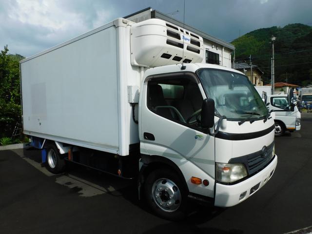 日野  3tワイドロング低温冷蔵冷凍車 スタンバイ付