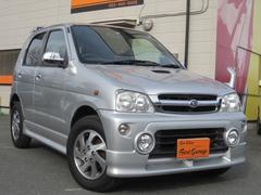 テリオスキッドカスタムX タイミングベルト交換済み 4WD