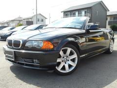 BMW330Ciカブリオーレ 電動ルーフ 革・電動シート ETC