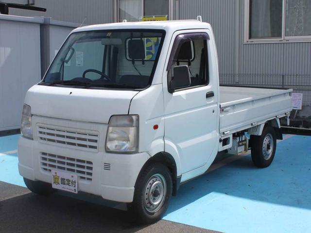 スズキ KC 5速MT エアコン Goo保証対象車