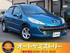プジョー 207シエロ HDDナビ フルセグ ETC 新品タイヤ