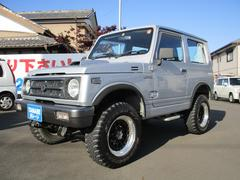 ジムニーランドベンチャー 4WD リフトアップ マッドタイヤ