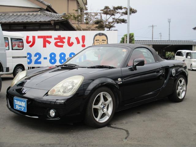 トヨタ Sエディション シーケンシャルAT6MT バタフライキー