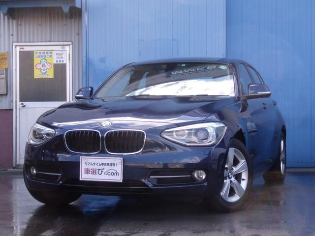 BMW 116i スポーツ スマートキー HID ETC U-ナビ