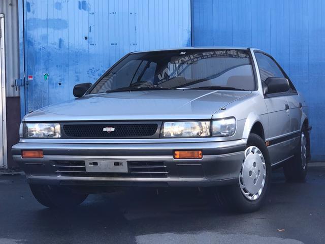 日産 30周年記念車 SSS-XIIツインカム 80'ネオクラッシック 5速マニュアル SSSグリル CA18ツインカム 日産純正アルミあり