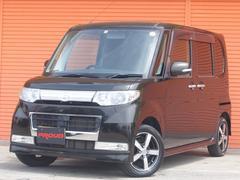 タントカスタムX ワンオーナー車 HID ETC