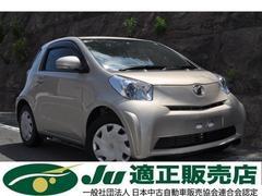 iQ100X 車検整備付 禁煙車 CD キーレスエントリー