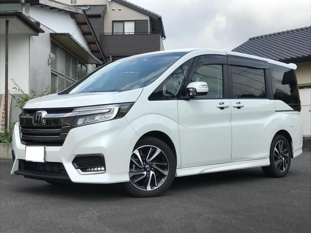 ホンダ スパーダ・クールスピリット ホンダセンシング 試乗車