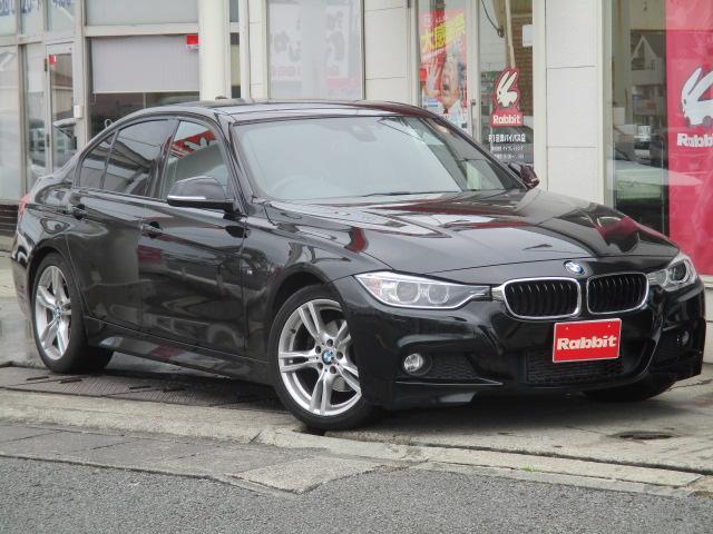 BMW 320d Mスポーツ 純正ナビ Bカメラ ETC
