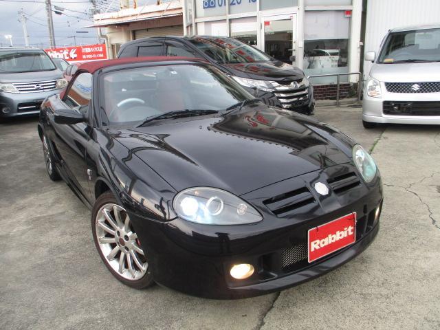 MG 日本10台 80thアニバーサリスペシャルエディション限定車