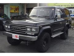 ランドクルーザー60VX ディーゼル 4WD オートマ 車検整備付き