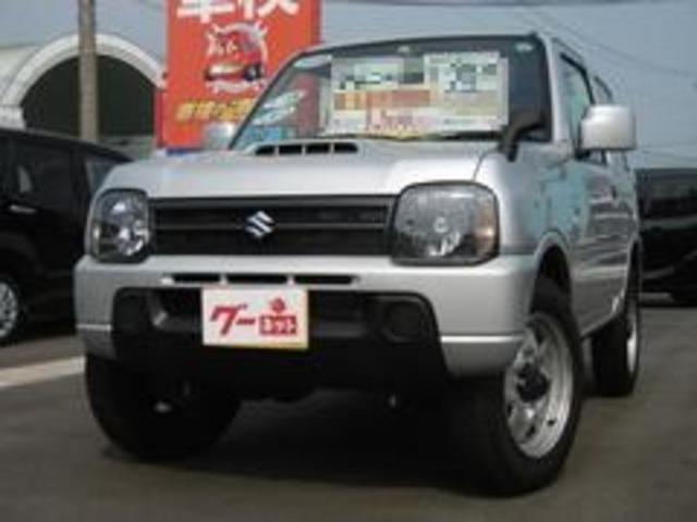 スズキ XG オートマ 4WD キーレス 届出済未使用車
