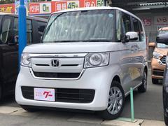 N BOXG・EXホンダセンシング スーパースライド 届出済未使用車