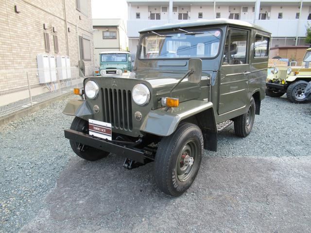 「三菱」「ジープ」「SUV・クロカン」「静岡県」の中古車
