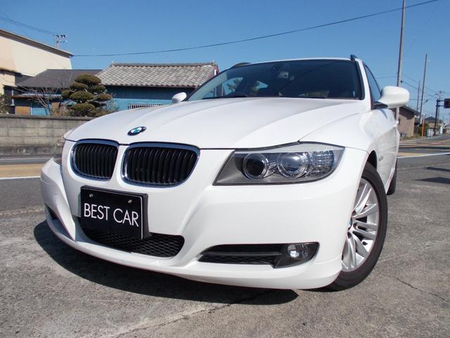 BMW 320iツーリング 純正HDDナビ ETC