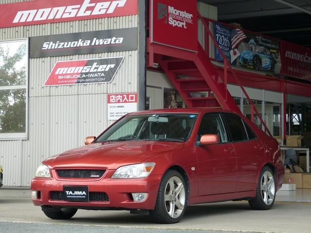 トヨタ RS200 Zエディション1オーナーノーマル禁煙車