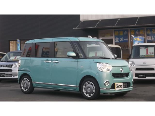 ダイハツ 新車 Xリミテッドメイクアップ SAII ナビ コーティング
