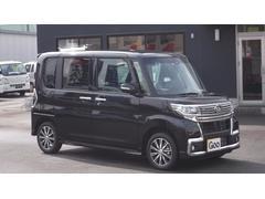 タントカスタムXトップED SAIII 新車 ナビ Bモニター