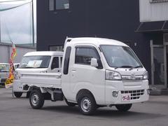 ハイゼットトラックジャンボ 4WD オートマ メモリーナビ キーレス