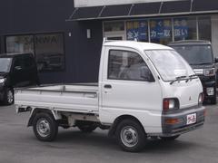 ミニキャブトラックTD 4WD 5速マニュアル ワンオーナー 3方開き