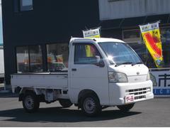 ハイゼットトラックスペシャル 4WD 5速マニュアル 3方開き