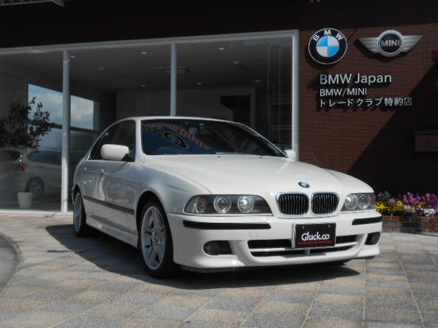 BMW 525iMスポーツ サンルーフ HDDナビ フルセグTV