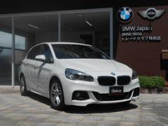 BMW218iアクティブツアラー Mスポーツ HDDナビ Bカメラ