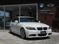 BMW325iMスポーツ サンルーフ フルセグTV OP18アルミ