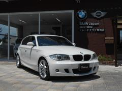 BMW120i Mスポーツパッケージ サンルーフ OP18アルミ