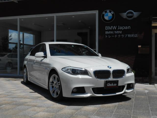 BMW 523dブルーパフォーマンスMスポーツパッケージ 黒革シート