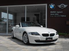 BMW Z4ロードスター2.5i 電動オープン メモリーナビワンセグTV