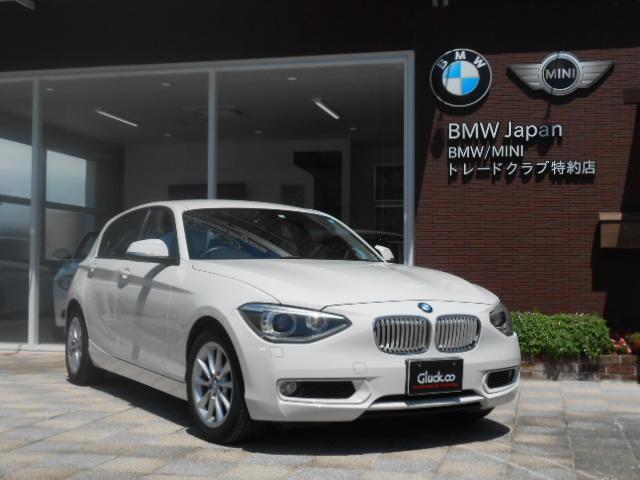BMW 116i スタイル 純正HDDナビ ミュージックサーバー