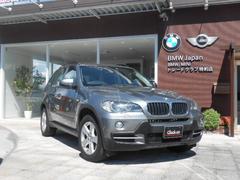 BMW X53.0si 4WD 黒革シート バックカメラ 1オーナー車輌