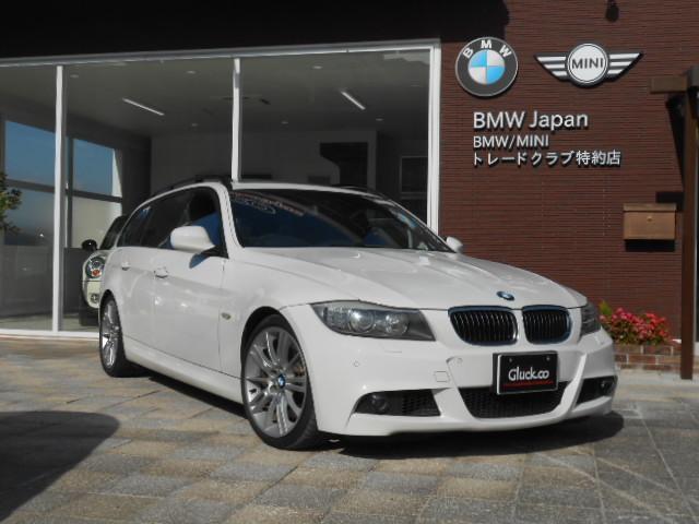 BMW 335iツーリングMスポーツ サンルーフ OP18アルミ