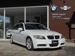 BMW320iツーリングMスポーツ サンルーフ HDDナビ TV