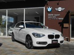 BMW120i スポーツ HDDナビ ミュージックサーバー ETC