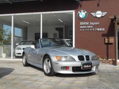 BMW Z3ロードスター2.2i ハードトップ付 黒革シート 社外HID