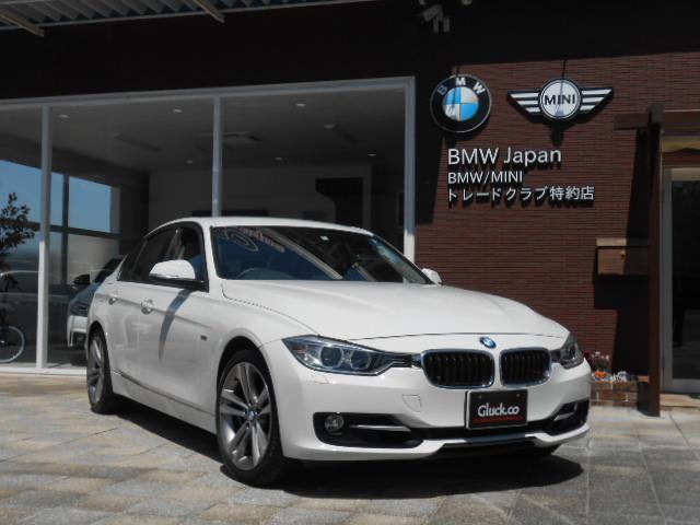 BMW 320iスポーツ OP18インチアルミ 1オーナー ETC