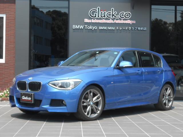 BMW 116iMスポーツ OP18インチアルミ バックカメラ