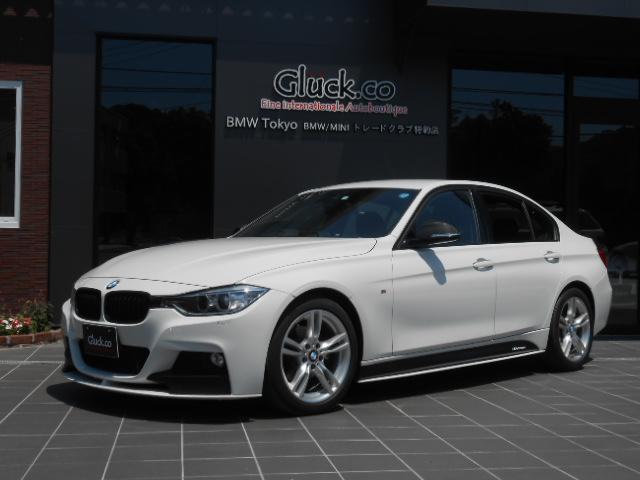 BMW 320iMスポーツ Mパフォーマンスエアロ レムスマフラー