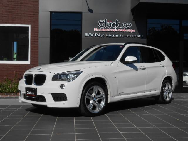 BMW sDrive 18iMスポーツ 純正HDDナビ フルセグTV